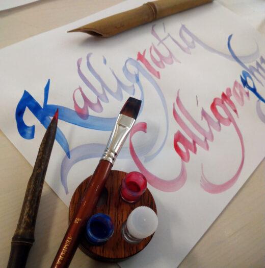 Kalligrafiaa_kevein_rantein_tyopaja